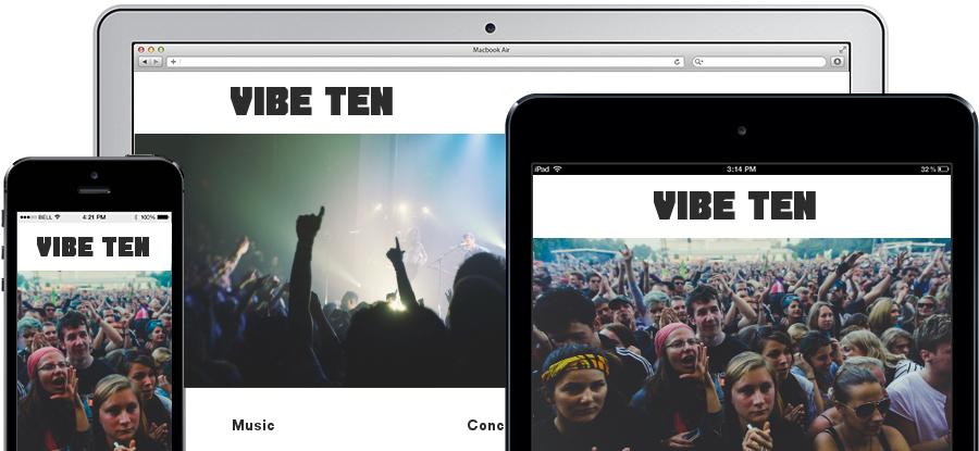 Mobile, Laptop and Tablet devices - Wordpress Developer London